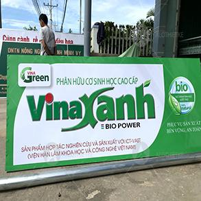 Bảng giá thi công quảng cáo Phan Thiết