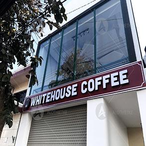 LÀM BẢNG HIỆU QUÁN CAFE, TRÀ SỮA